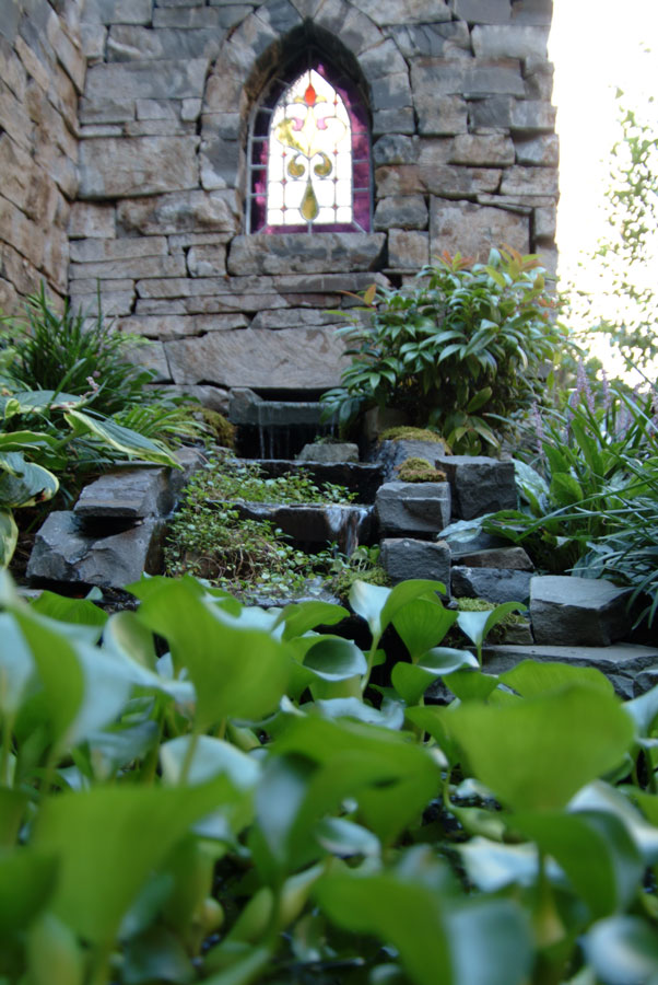 Award winning garden design near hoboken nj for Award winning patio designs