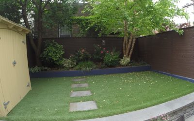 Faux Grass Provides Real Beauty to Your Yard