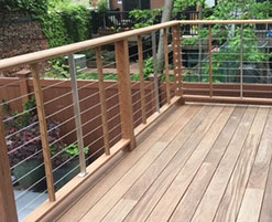 Adding a Deck to your Landscape